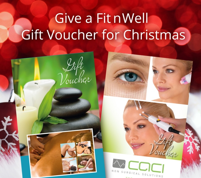 Fit n Well Gift Vouchers for Christmas