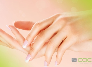 CACI Ultimate Hand Treatment