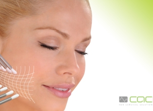 CACI Jowl Lift Treatment