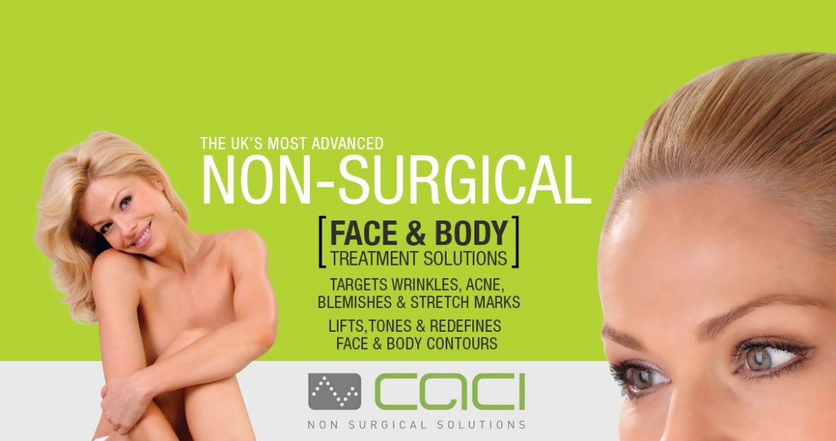 CACI Ultimate Non-Surgical Face and Body Treatments | Fit ...