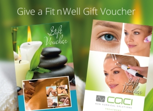 Fit n Well Gift Vouchers